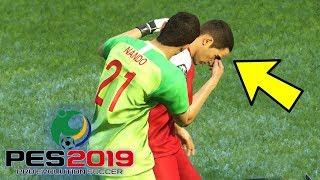 BISAKAH INDONESIA U16 MASUK FINAL AFC??!!- AFC U16 #3 (PES2019 INDONESIA)