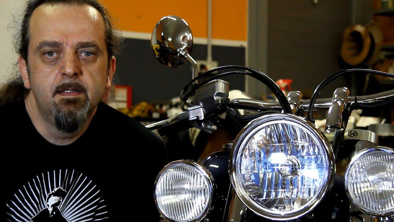 Schemi Elettrici Guzzi : Fari supplementari e collegamenti elettrici motocustom youtube