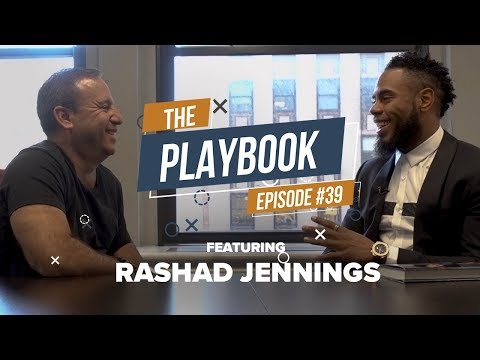 """Rashad Jennings: Dealing with """"Ifs"""" & Writing Your History"""