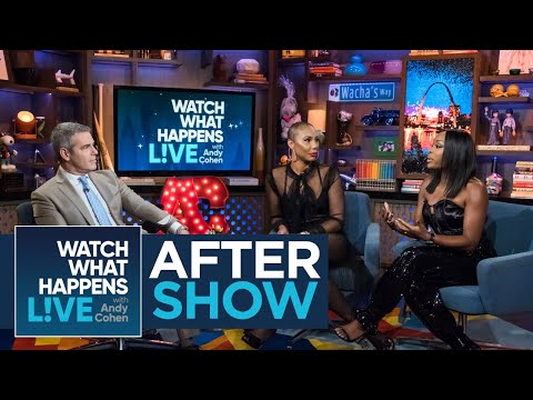 After Show: Would Tamar Braxton Return To 'The Real'?  WWHL