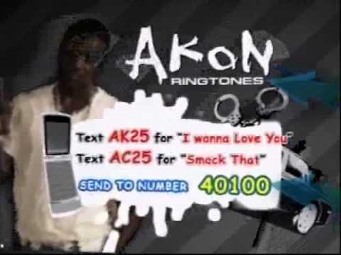 Akon Ringtones