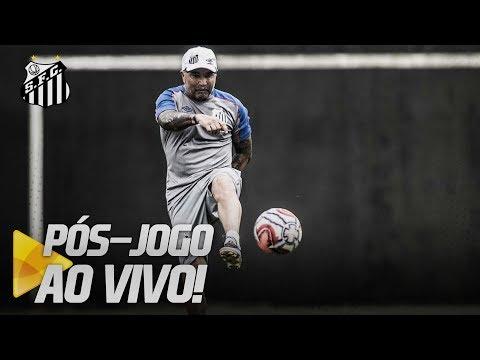 JORGE SAMPAOLI | PÓS-JOGO AO VIVO (17/04/19)