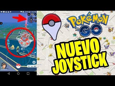 Como JUGAR POKEMON GO Desde CASA   NUEVO JOYSTICK 2019 thumbnail