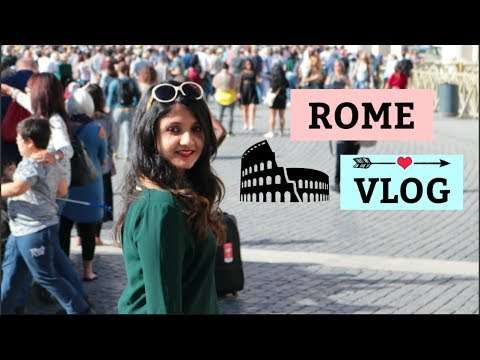 Indian Girl in Europe: Rome & Vatican City || The Style Stroke