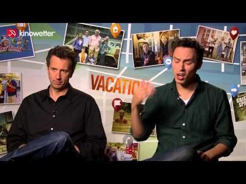 Interview Jonathan Goldstein & John Daley VACATION
