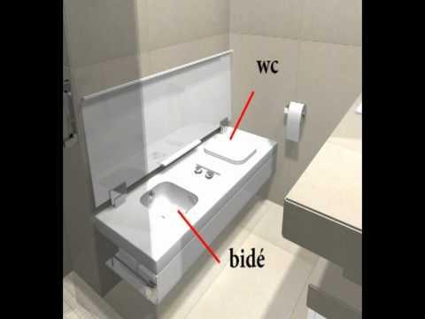 Gumuzio&prada Sistema G-full Hatria - Youtube Toilette Und Bidet Design Hatria