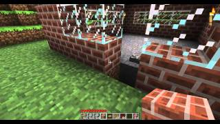 Cómo hacer trampa para mobs - Minecraft Tutorial
