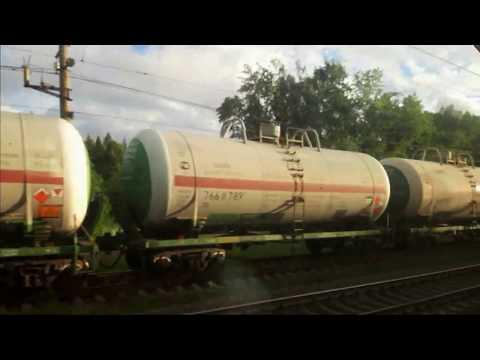 Поездка в Нижний Новгород поездом