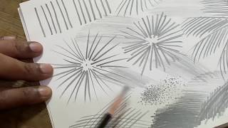 lines drawing basics