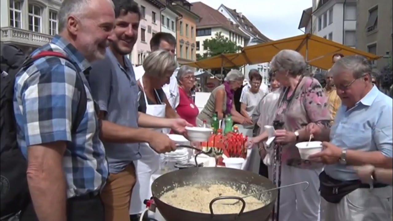 TV-Beitrag von Dieter Amsler, SHf