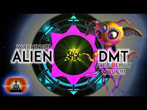 ALIEN DMT: #1 MOST POWERFUL DMT ACTIVATION: Spiritual DMT FREQUENCY Music | BINAURAL BEATS
