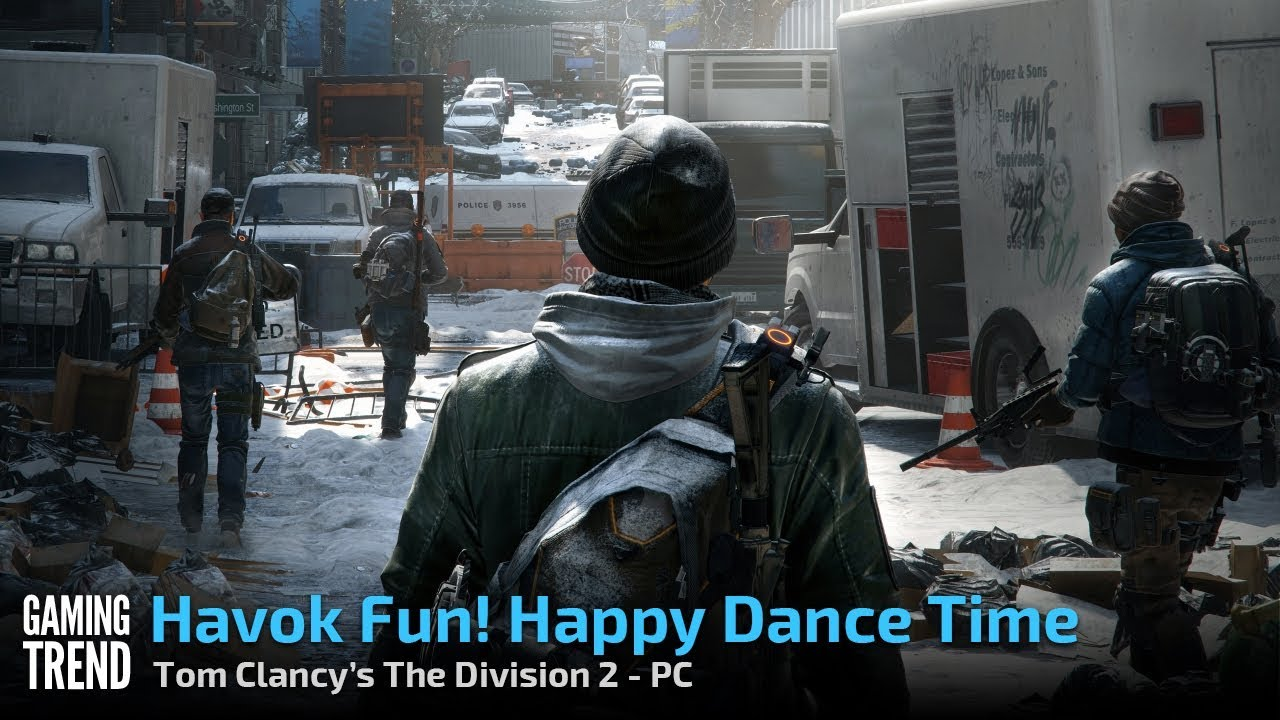 Massive improvement – Tom Clancy's The Division 2 review