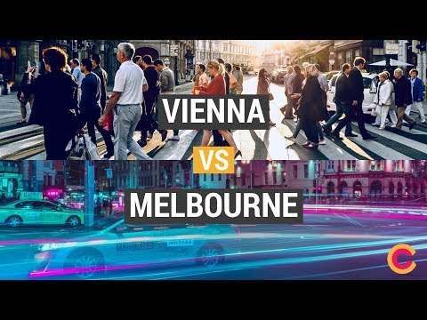 Public transport: Vienna vs Melbourne