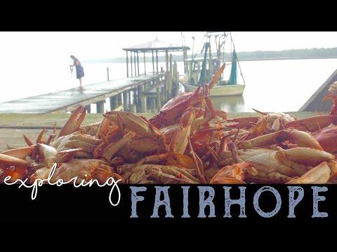 Exploring Fairhope, Alabama - a tour with Drivin' & Vibin'