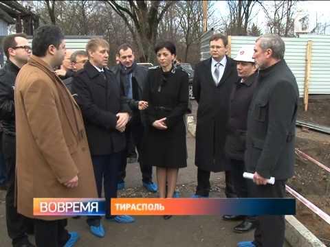 Представители евразийской интеграции и татьяна туранская посетили три строящихся объекта