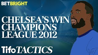 Baixar Chelsea's 2012 Champions League Win | Champions League Tactics