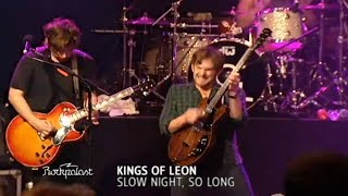 Kings of Leon - Slow Night, So Long (Rockpalast 2009)