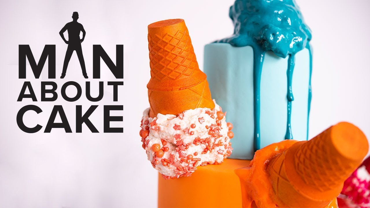 melted-ice-cream-cone-cake-inspired-by-abel-bentin-man-about-cake