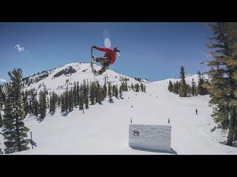 GoPro Snow: Sage Kotsenburg Superpark 21 at Mammoth Mountain