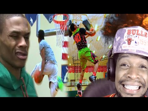 THEY CALL HIM BABY WESTBROOK! JORDAN TOLES 8TH GRADE MIXTAPE REACTION!