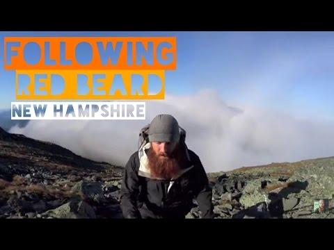 The Appalachian Trail - New Hampshire