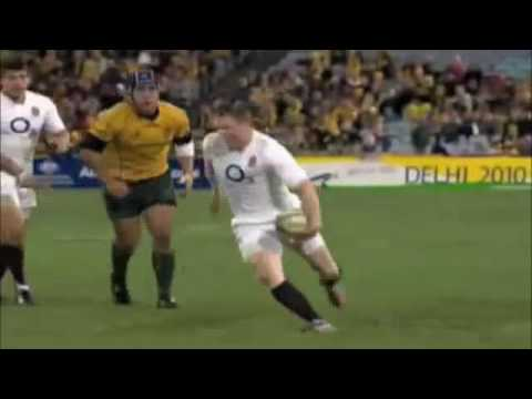 England 21-20 Australia (Cook Cup Match) Highlights HD (Tries from Ashton and Youngs)