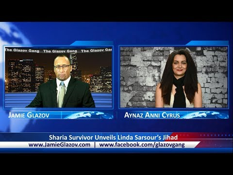 The Glazov Gang-Sharia Survivor Unveils Linda Sarsour's Jihad.