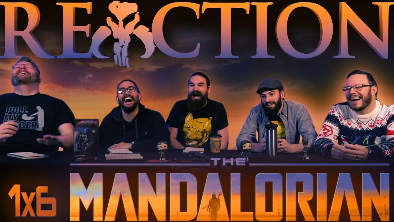"Download The Mandalorian 1x6 REACTION!! ""Chapter 6: The Prisoner"""