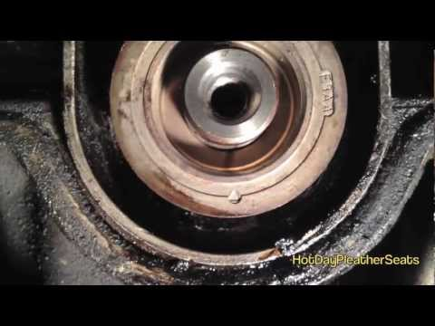 Ford Focus Water Pump & Timing Belt How to fix or replace