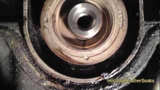 Форд Фокус водяної помпи→ & ременя ГРМ як виправити або замінити