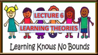 Lecture 6 | Learning Theories | Evolution of learning theories | Pedagogy | How to prepare for KVS