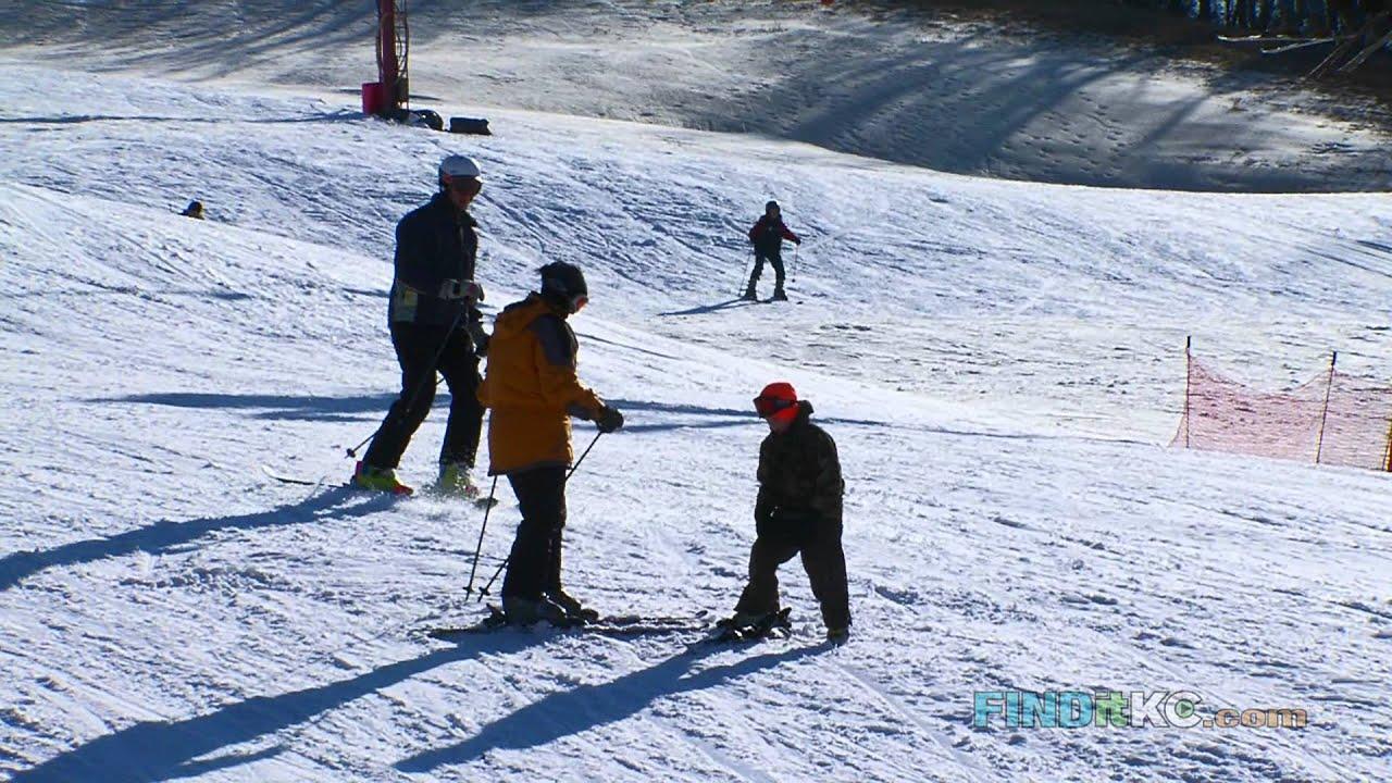 snow creek | snow ski, snowboard, recreation, things to do in kansas