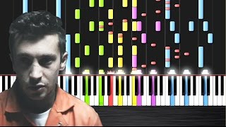 Download twenty one pilots: Heathens (from Suicide Squad) - IMPOSSIBLE PIANO by PlutaX Mp3 and Videos