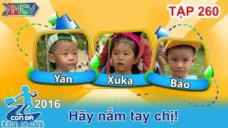 con da lon khon - tap 260  xuc dong voi chi gai dam dang va phut nuc no vi lac mat em  23072016