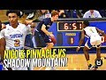 Nico Mannion Meets Shadow Mountain's DEFENSE!! Pinnacle Puts UP a FIGHT But Snatch Bros Too Much!!!