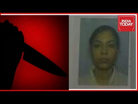 Woman Techie Murdered Outside Her Office In Pune