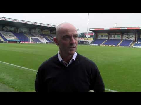 Gordon Young Post Ross County