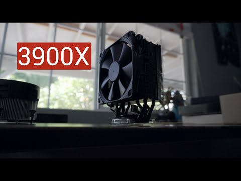Noctua NH-U12S Review - Cooling The 3900X With AIR!