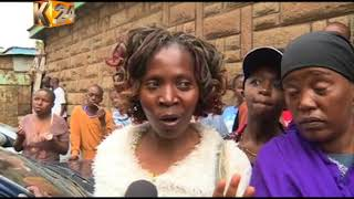Drama after woman storms out of Kitengela hospital naked