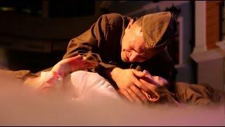 Иммерсивный спектакль «ХОТЯТ ЛИ РУССКИЕ ВОЙНЫ» — трейлер 18+