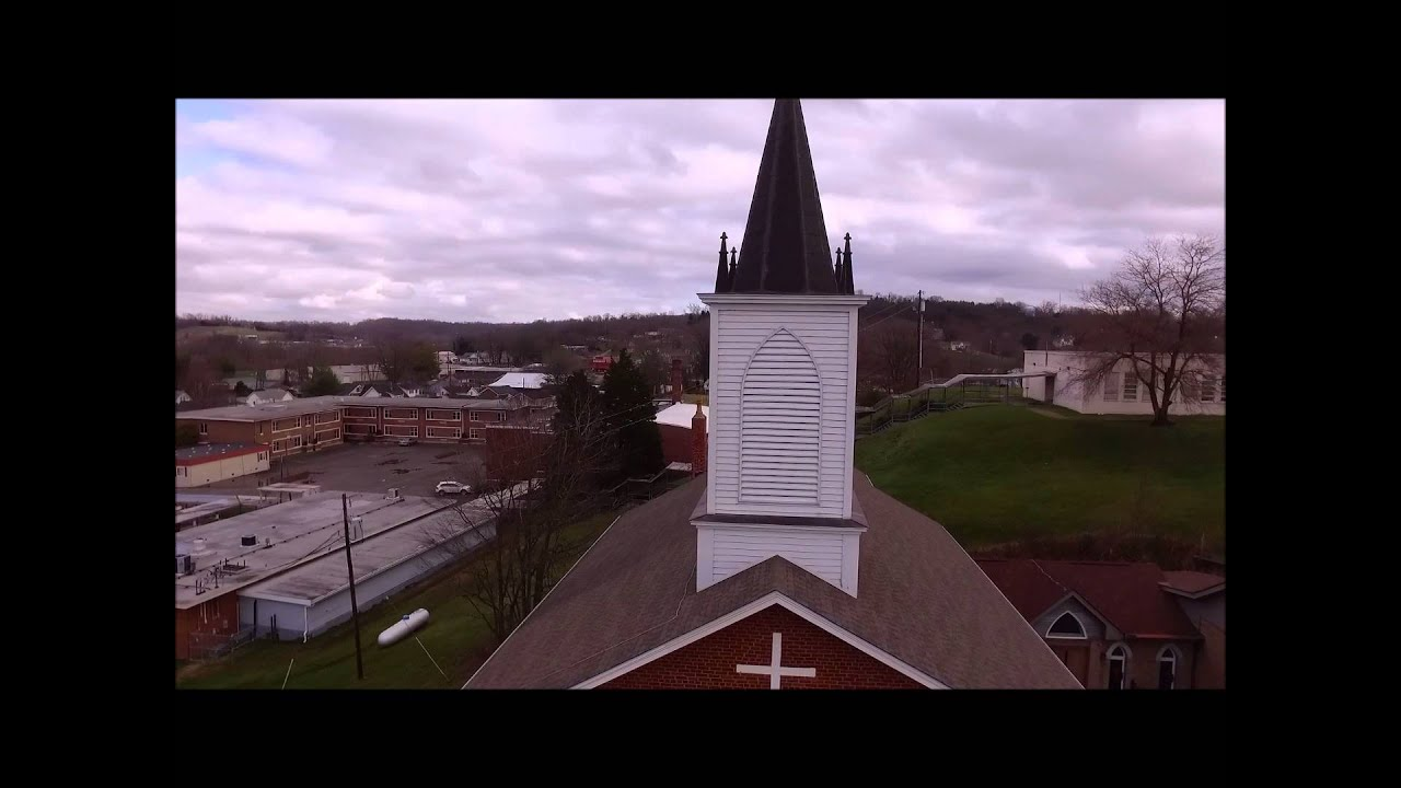 Taylorsville Ky Drone Footage Youtube