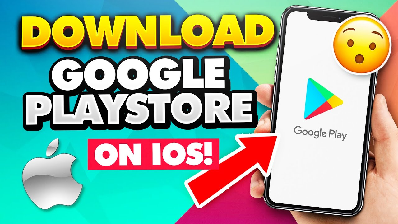 GOOGLE PLAY STORE iOS/iPhone DOWNLOAD - How to Download Google Play Store  on iOS,iPhone & iPad