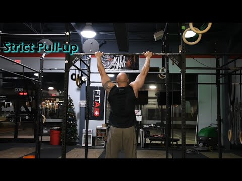 Strict Pull-up Tutorial thumbnail