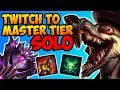 JUNGLE TWITCH BEGINNER'S GUIDE | GET TO MASTER TIER WITH THESE TIPS!