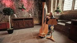 Canon in D Wedding Harp Music - Harpist Shelley Fairplay