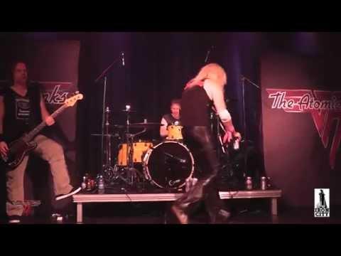 "The Atomic Punks (Van Halen Tribute) - ""Live"" at Iron City in Birmingham, AL 7-19-14"