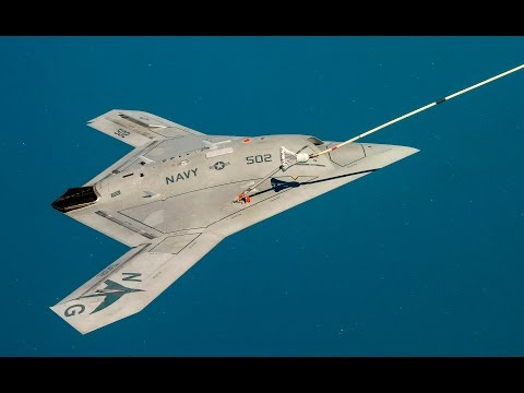 WORST NIGHTMARE for Russian Military !!! US Navy X-47B steal