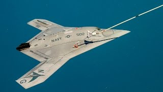 worst nightmare for russian military us navy x 47b stealth aircraft