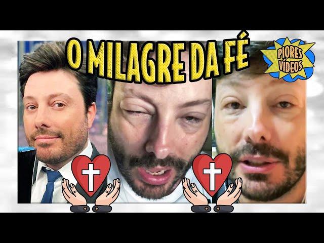 Danilo Gentili se aproxima dos evangélicos e os piores vídeos | Galãs Feios