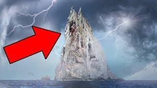 Questa Strana Isola è Stata Tenuta Segreta Per 80 Anni